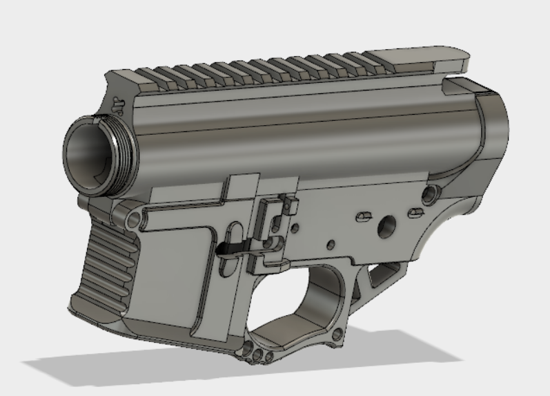 AR15 UpperLower