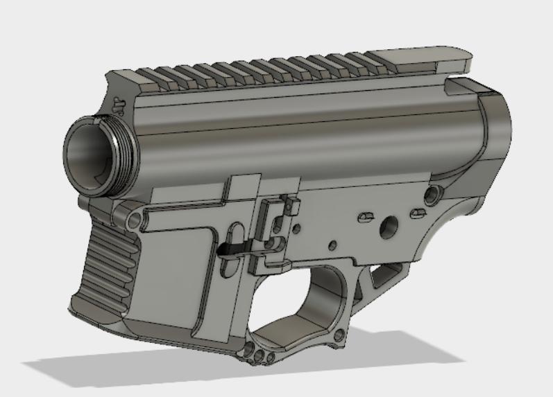 AR15 UpperLower